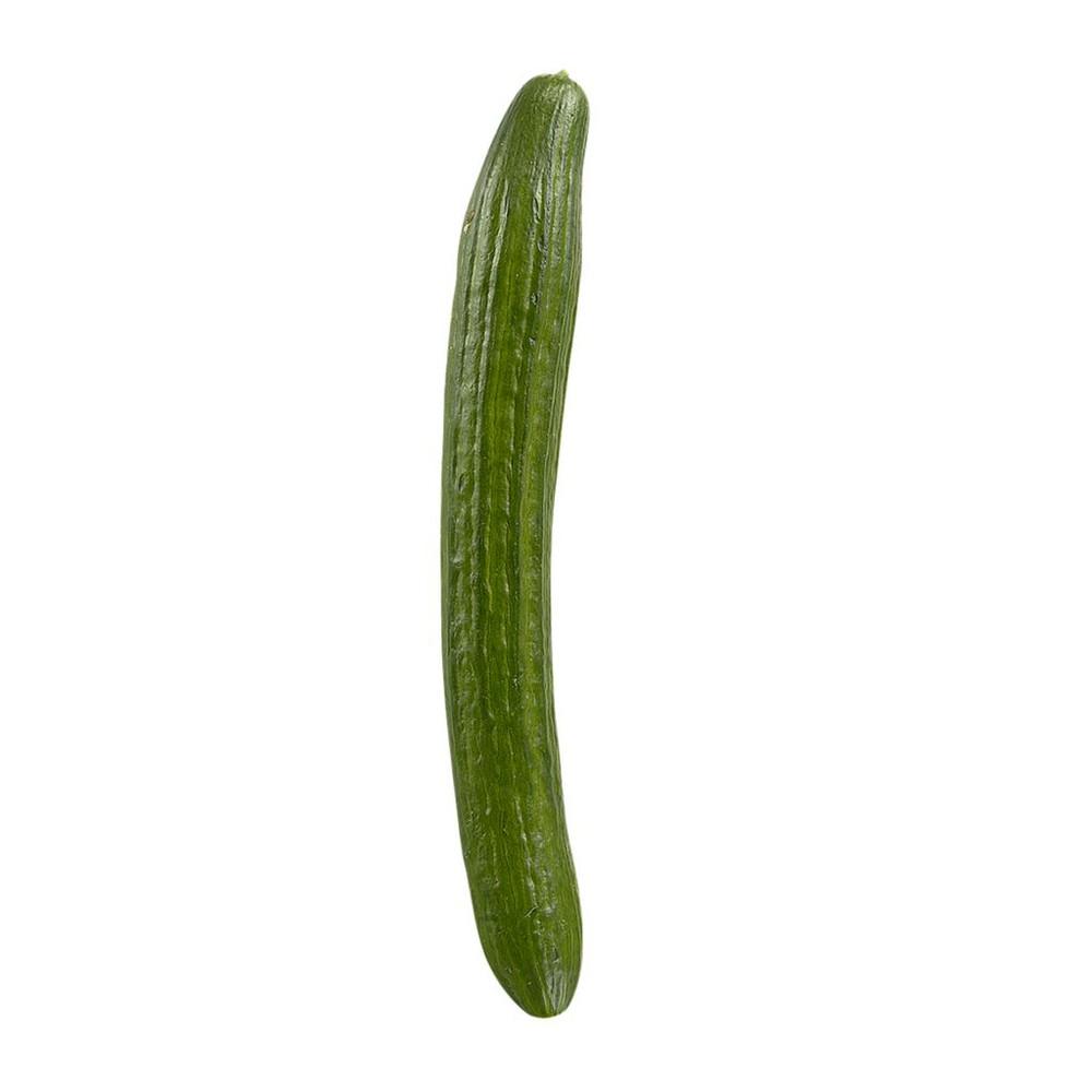 Organic seedless english cucumber