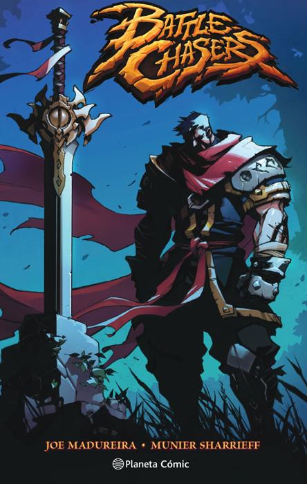 Battle chasers anthology integral