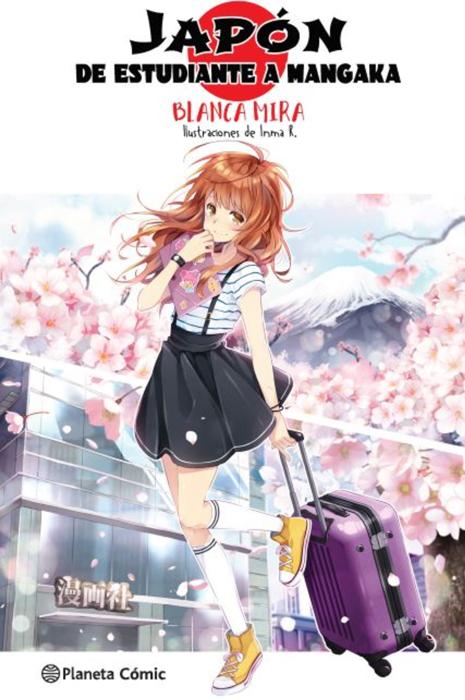 Planeta manga. japon de estudiante a mangaka