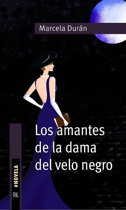 Los amantes de la dama de velo negro