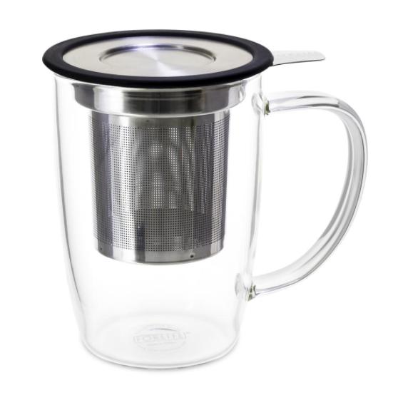 Leafglass tea mug16