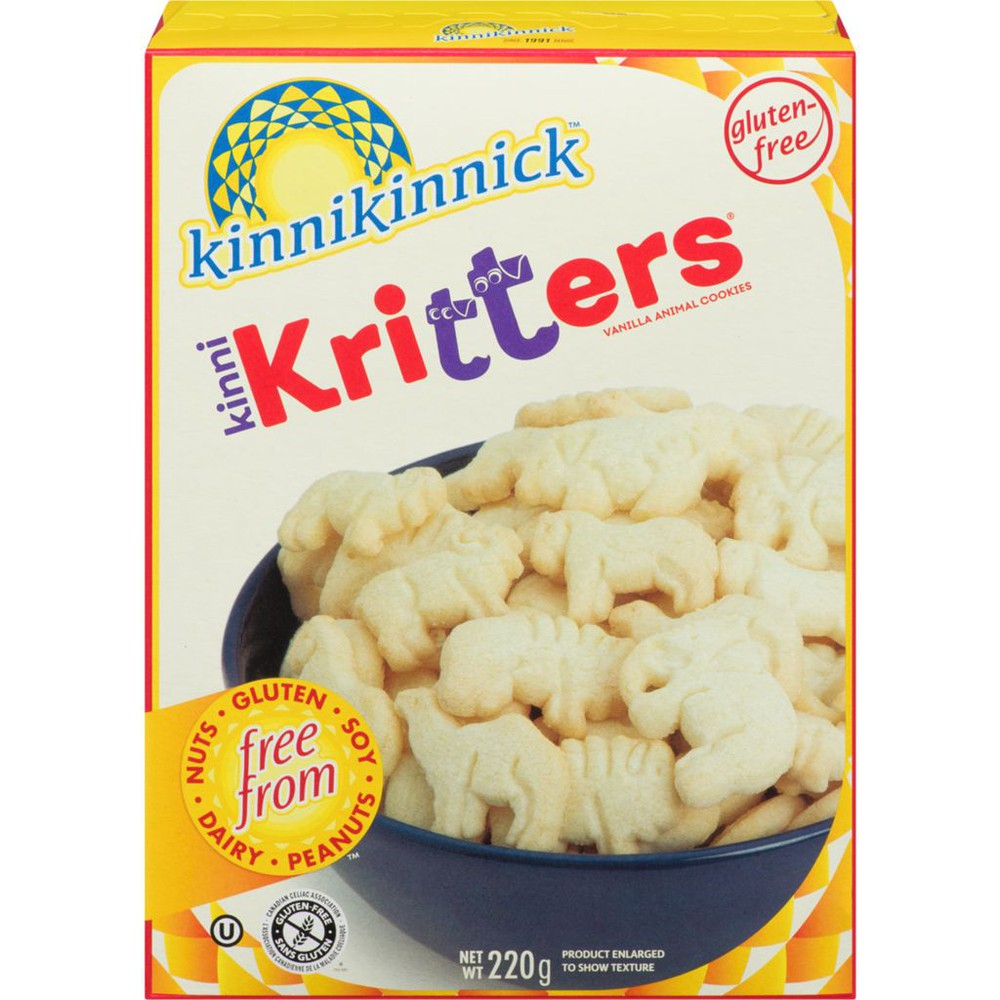 Kinninritters, Animal Cookies
