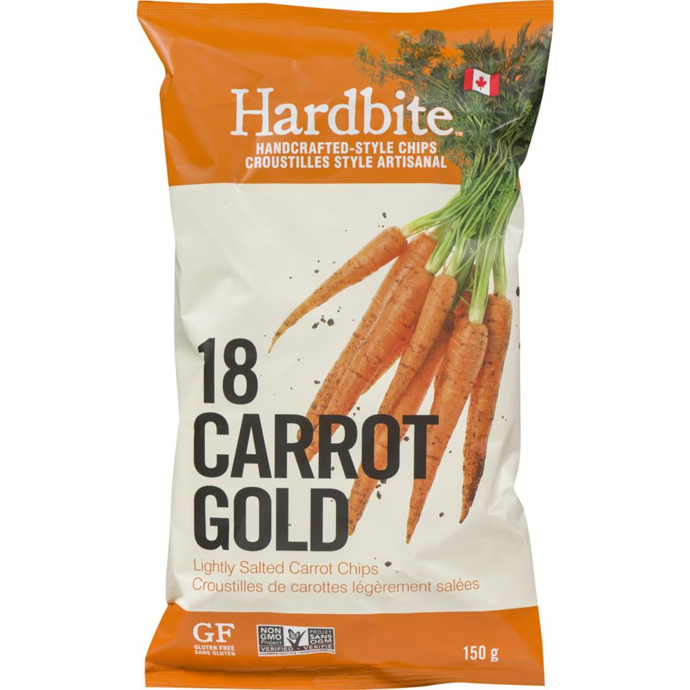 Carrot Chips, Lightly Salted