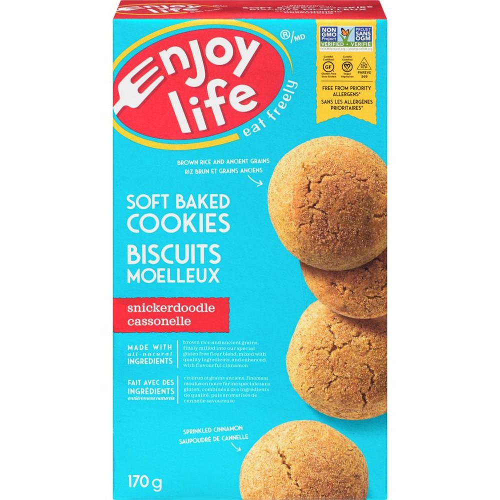 Gluten-Free Cookies, Snickerdoodle