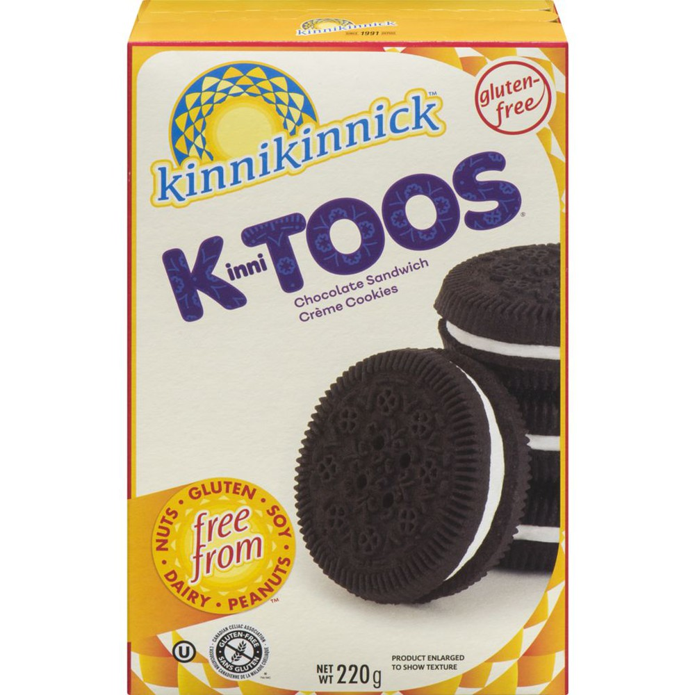KinniTOOS, Chocolate Sandwich Crème