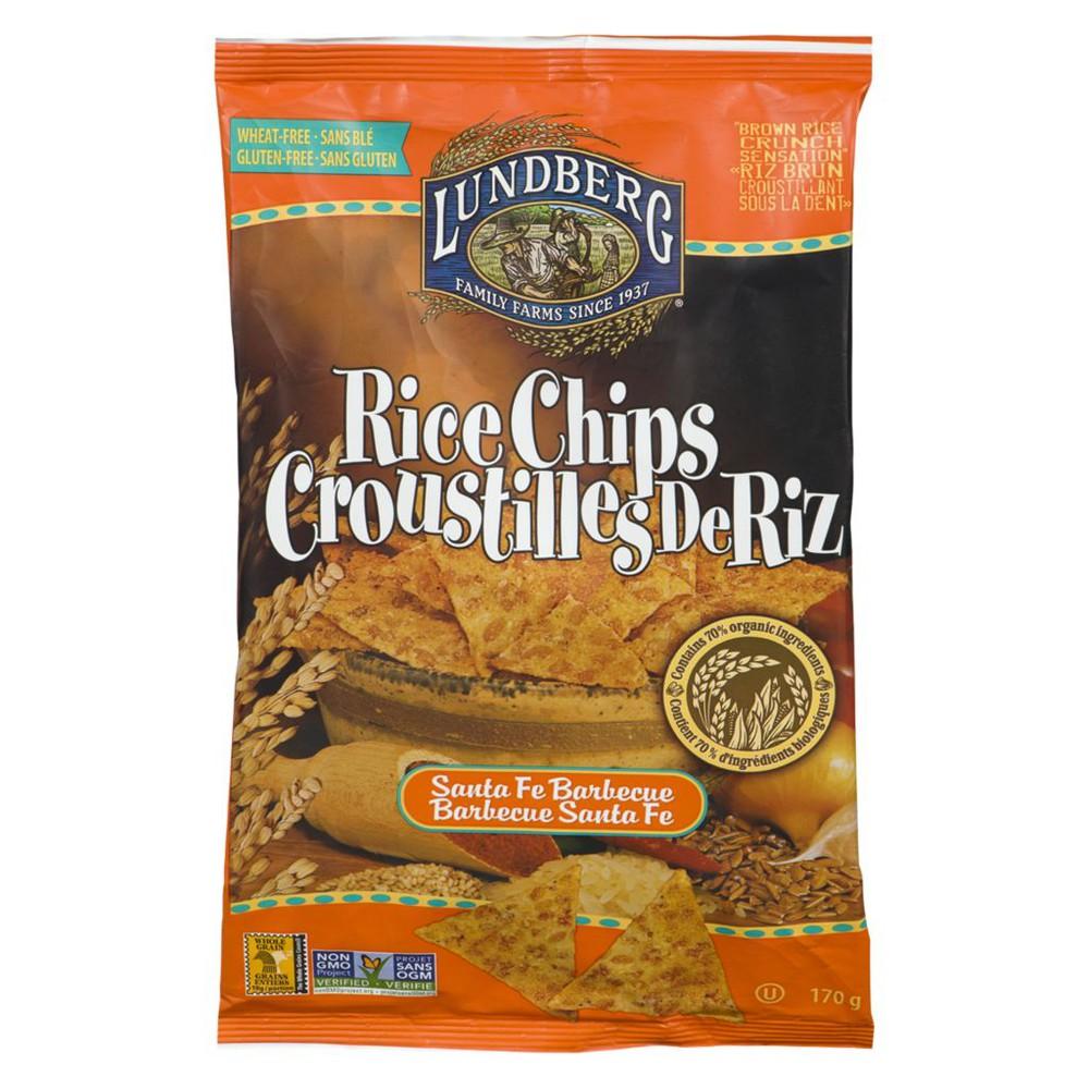 Rice Chips, Santa Fe Barbecue