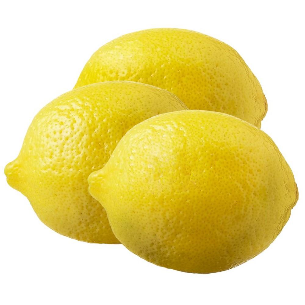 Organic Lemons 2 lb bag