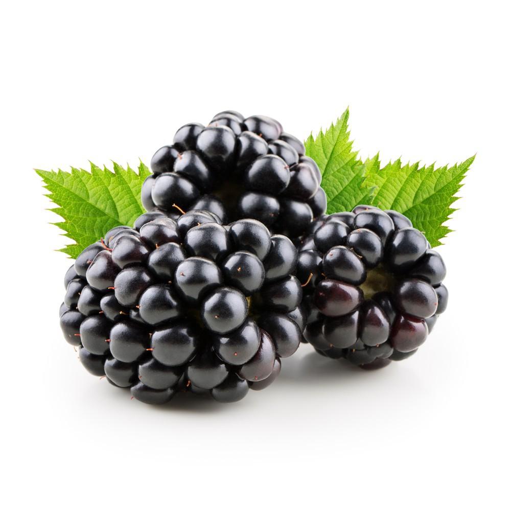 Organic blackberries 170 g