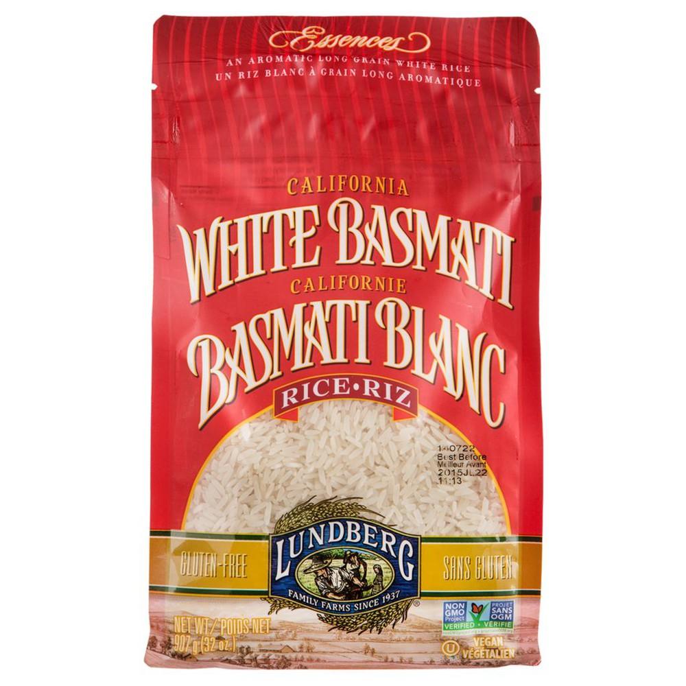 California White Basmati Rice