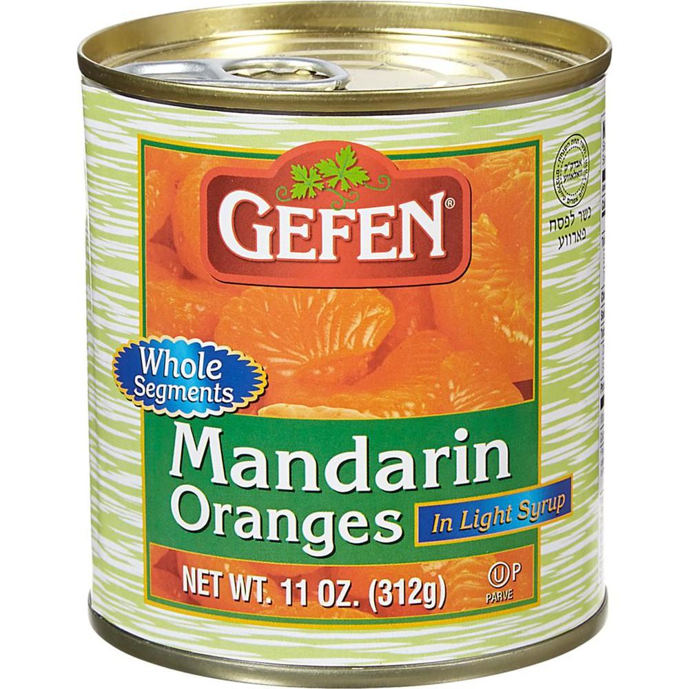 Mandarin & Orange Segments