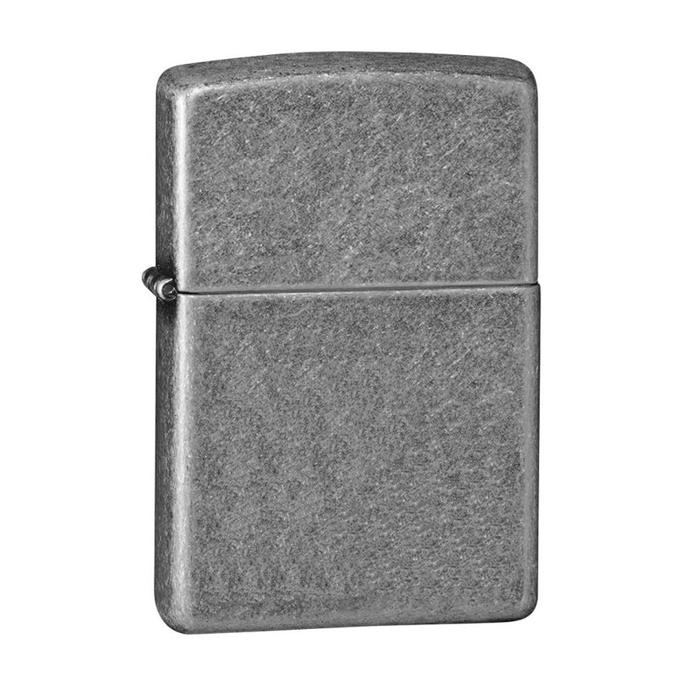Encendedor zippo lighter antique silver plate plata
