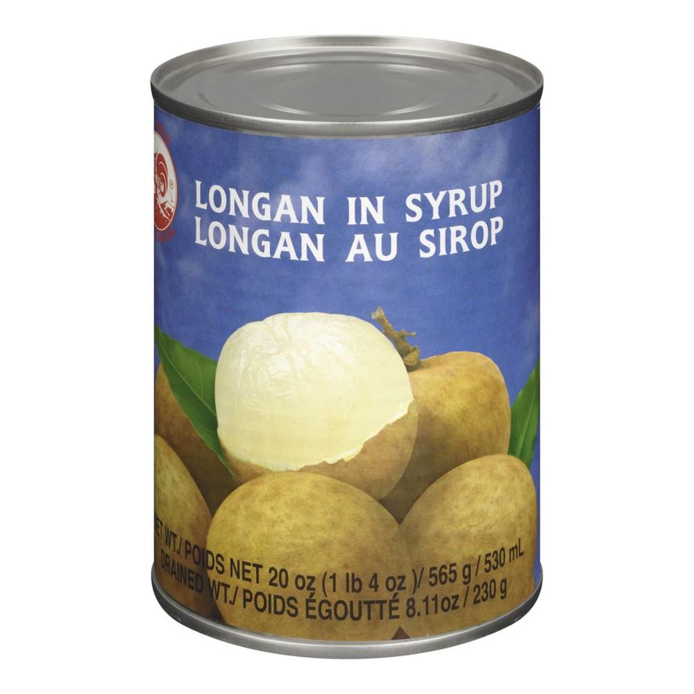 Canned Longan Fruits