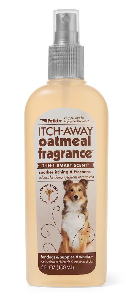 Itch-Away oatmeal fragrance