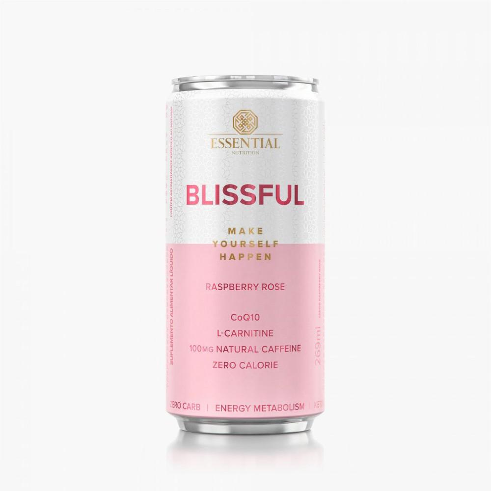 Blissful sabor raspberry rose