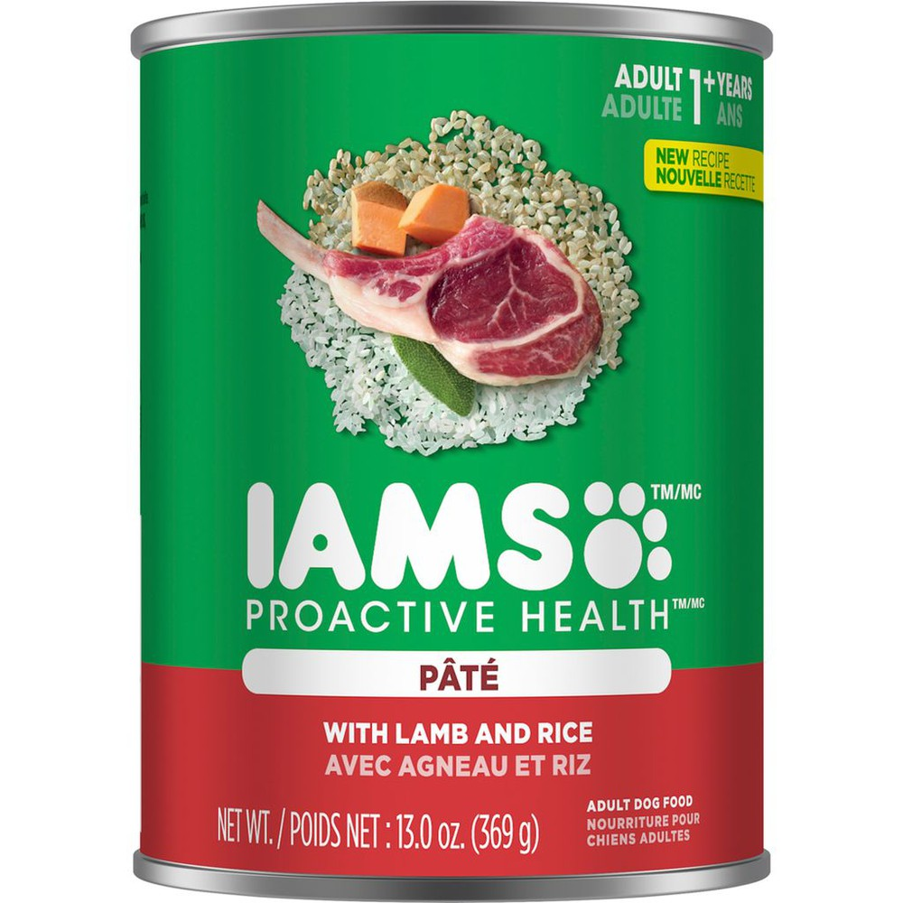 Lamb & Rice Forumla Dry Dog Food