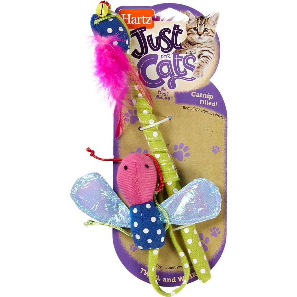 Twirl & whirl cat toy