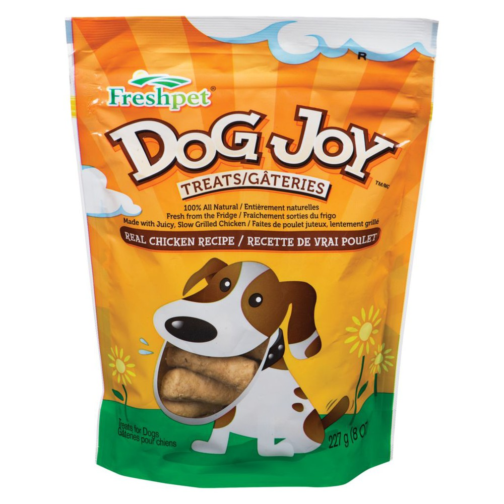 Dog Joy Treats, Real Chicken Recipe