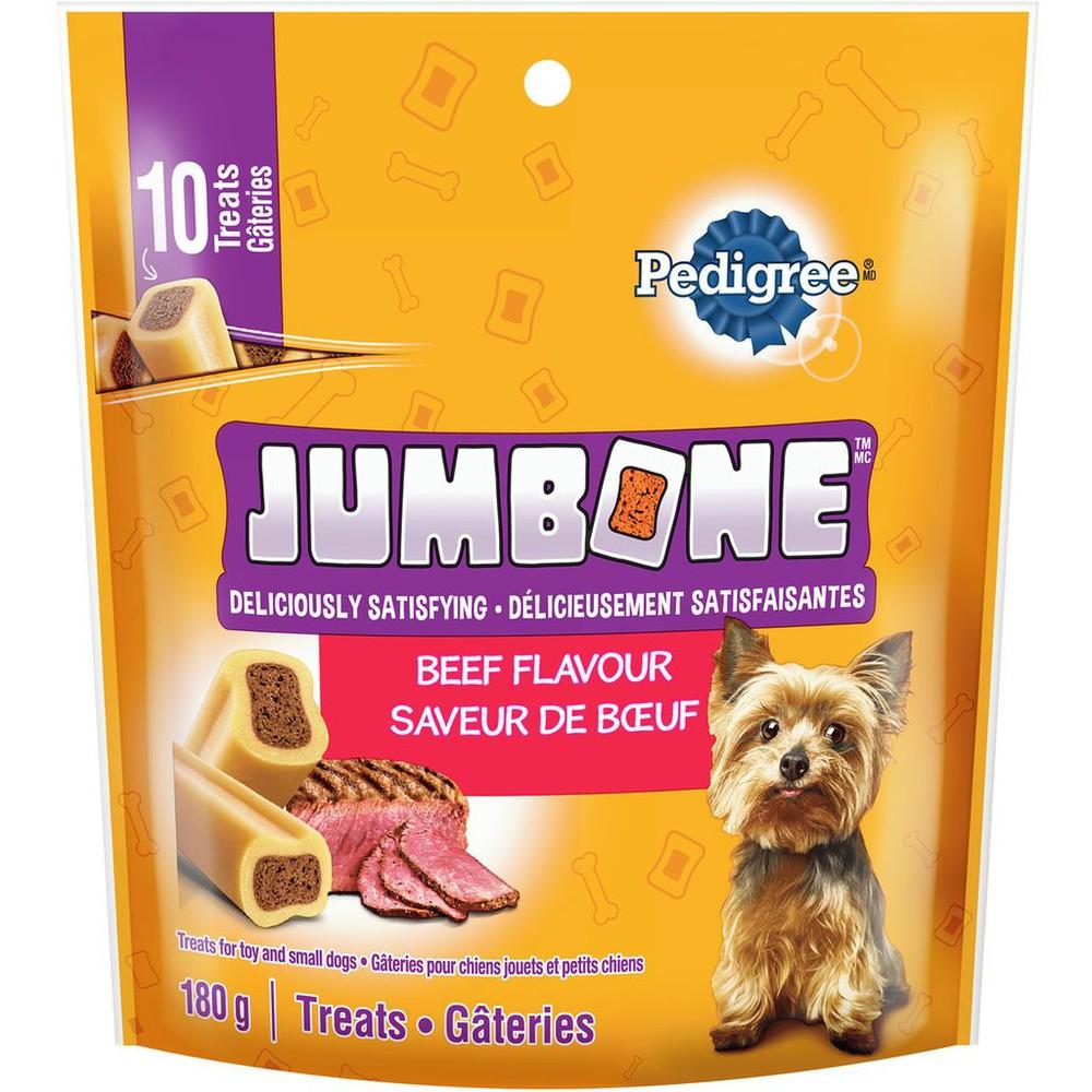 Jumbone chews for small dogs