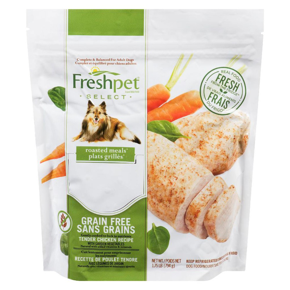 Select Roasted Meals Beef Recipe Dog Food