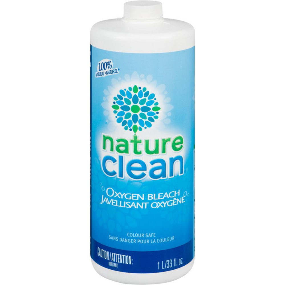 Nature Clean Oxygen Bleach