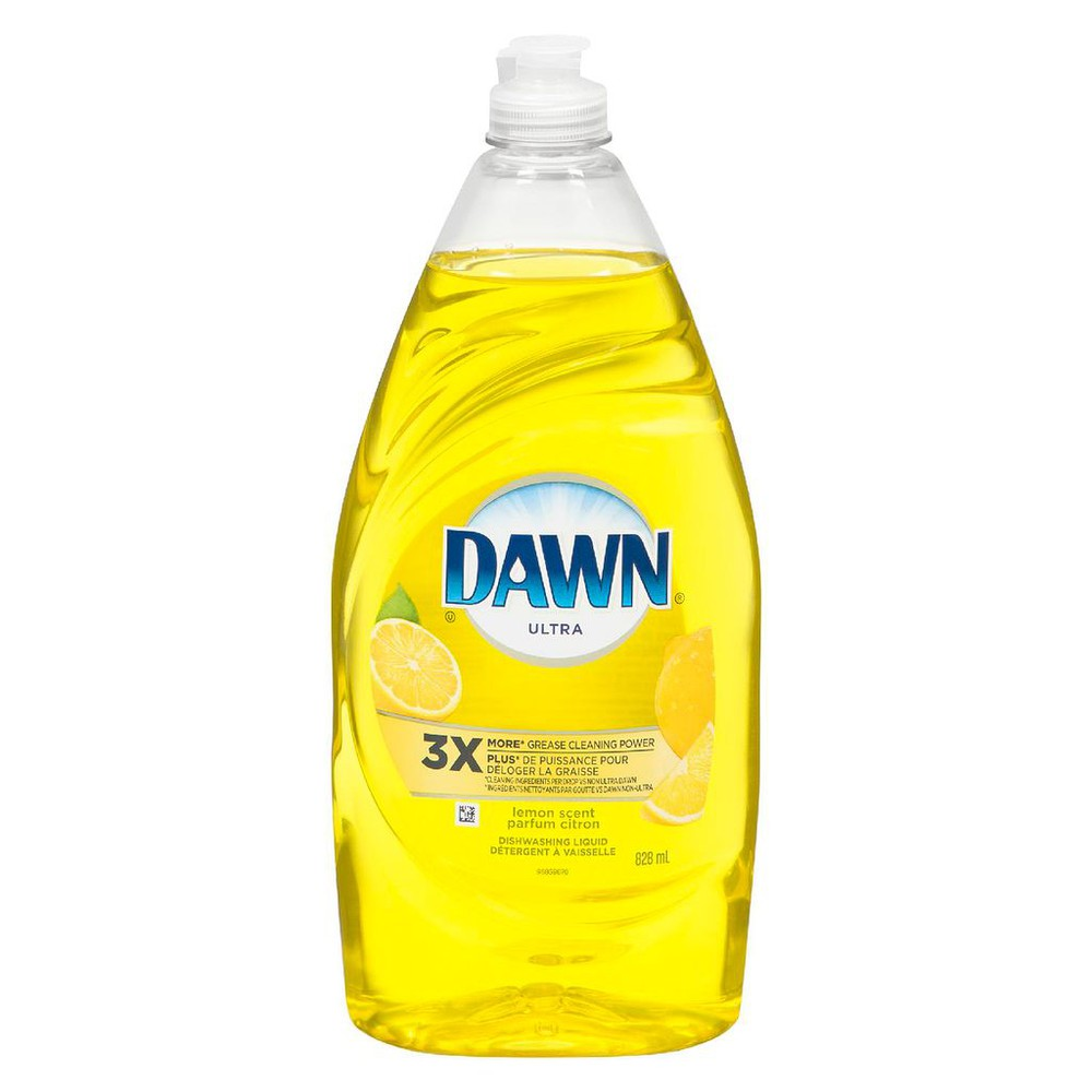 Ultra Antibacterial Dish Soap, Lemon