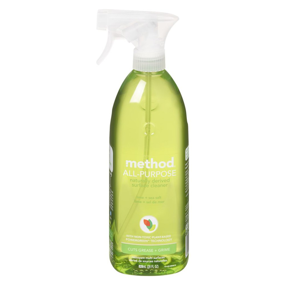 All-Purpose Lime + Sea Salt Naturally Derived Surface Cleaner