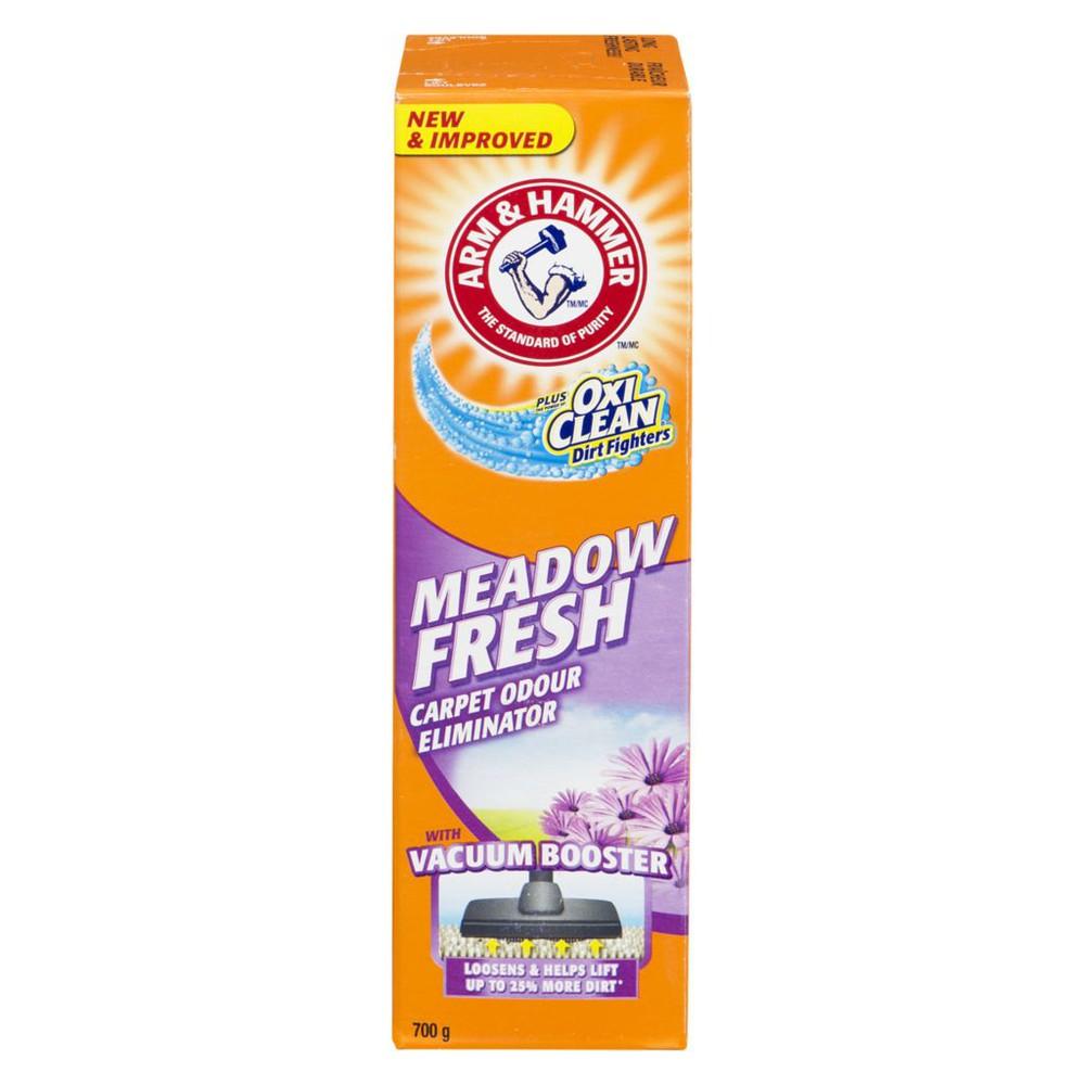 Carpet Deodorizer, Meadow Fresh