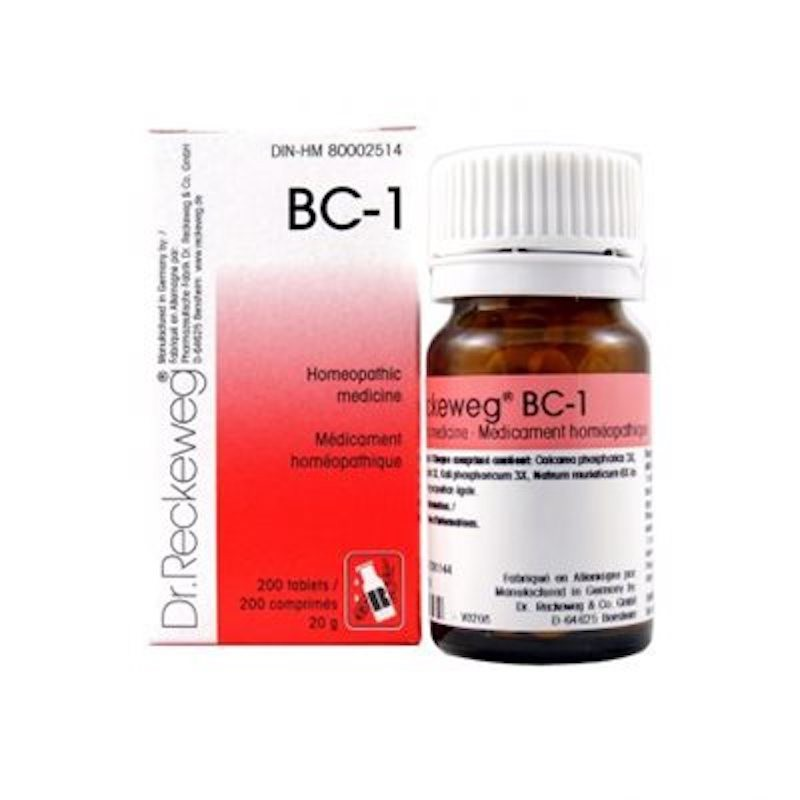 BC-1 tablets