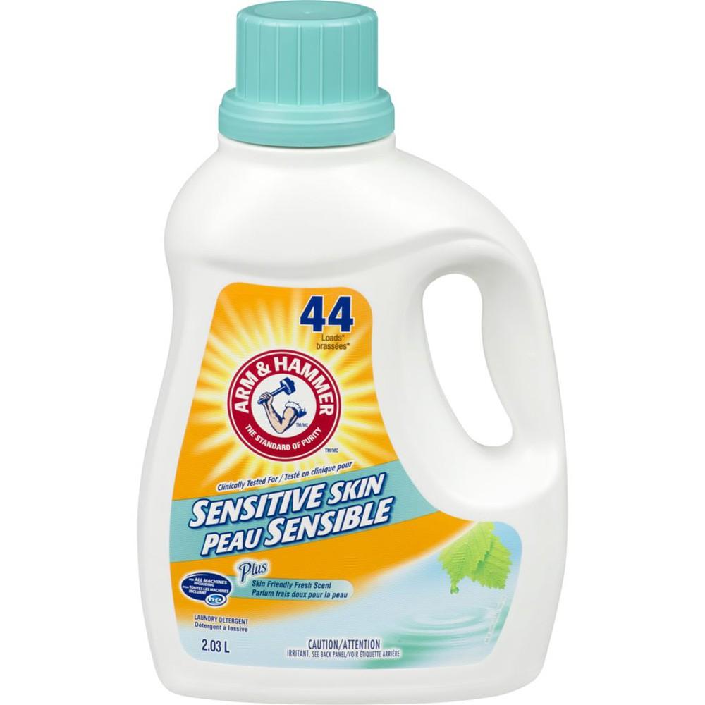 Sensitive Skin Laundry Detergent
