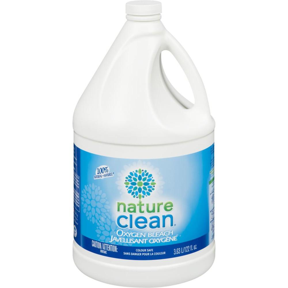 Liquid bleach non chlorine