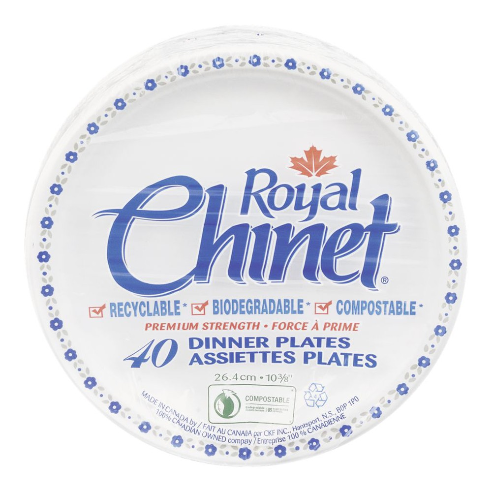 Plates, Extra Strong Microwave Safe 10.38in