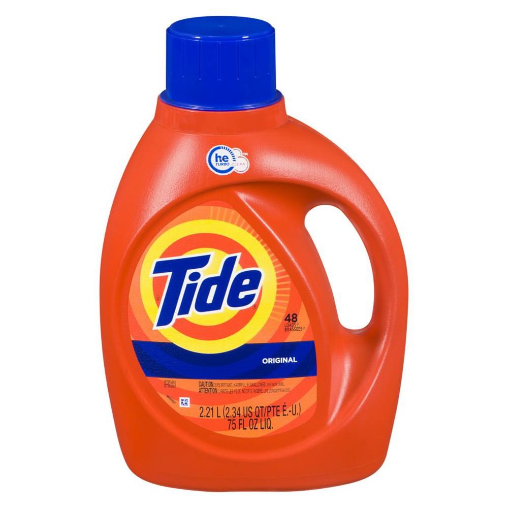 2x HE Liquid Detergent, Original