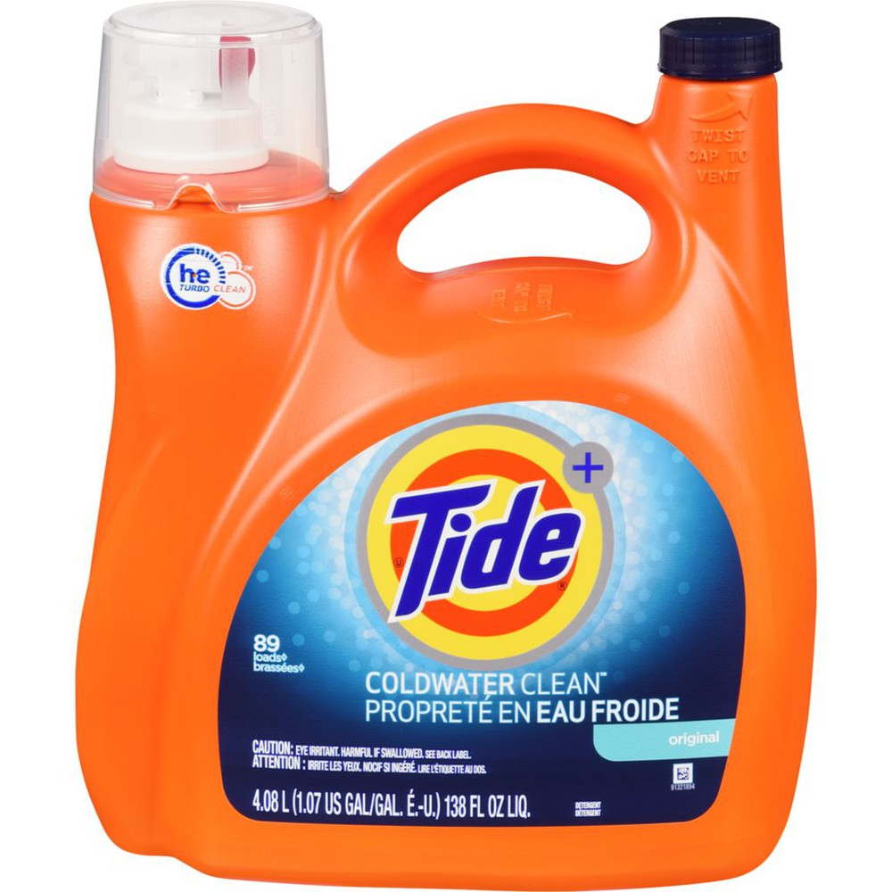 HE Laundry Liquid, Coldwater Clean Fresh Scent