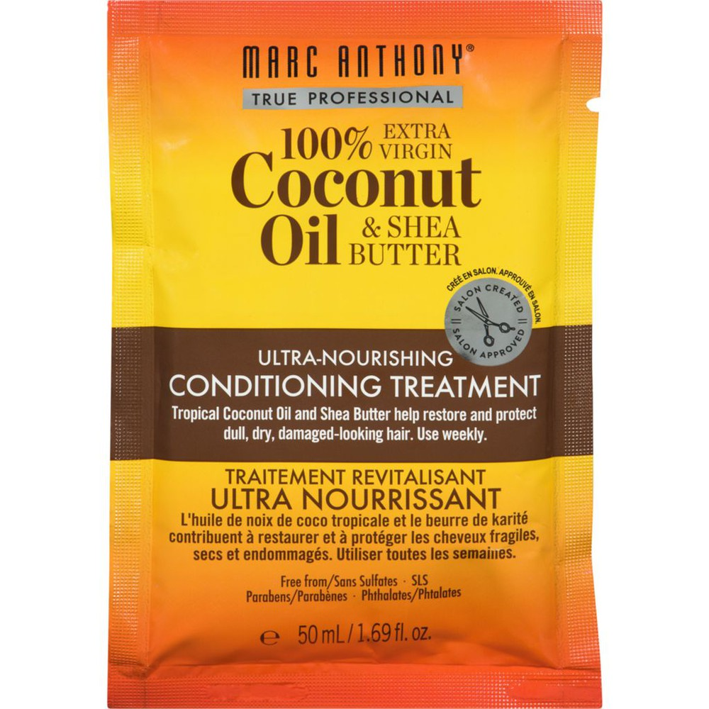 Hydrating Coconut Oil & Shea Butter Conditioning Treatment