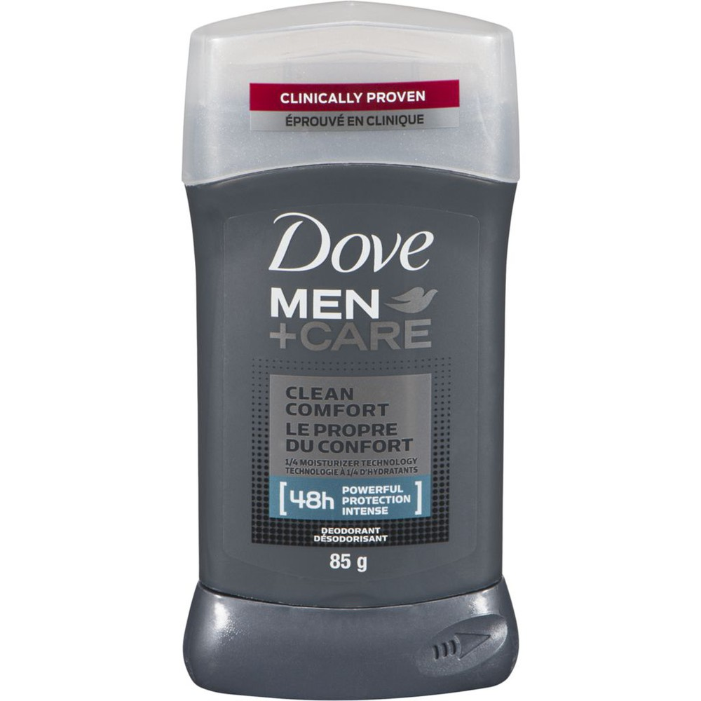 Men+Care Deodorant, Clean Comfort