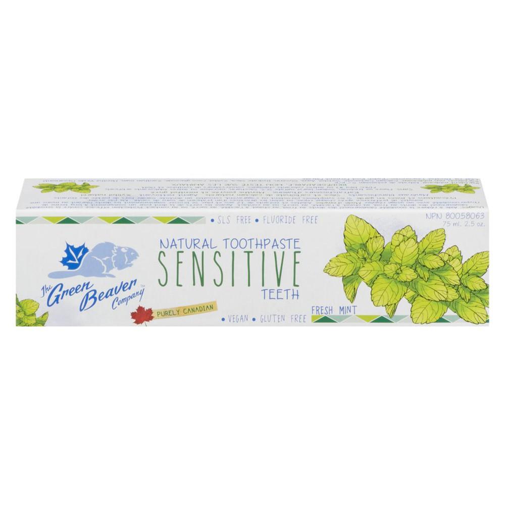 Sensitive Toothpaste, Mint