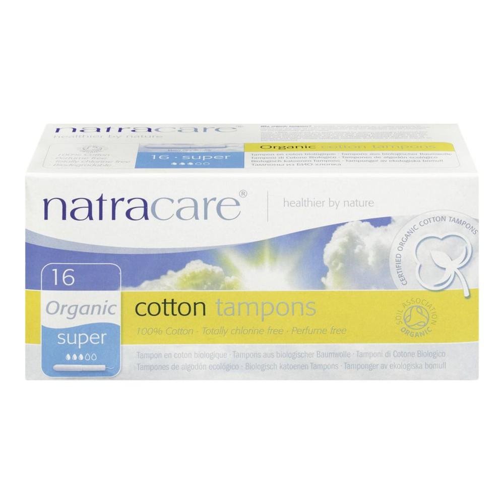 Cotton Tampons, Super Applicator