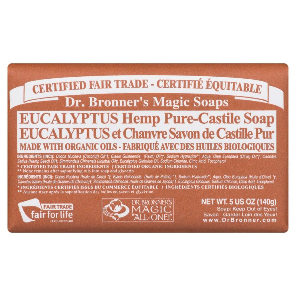 Magic soaps eucalyptus hemp pure-castile