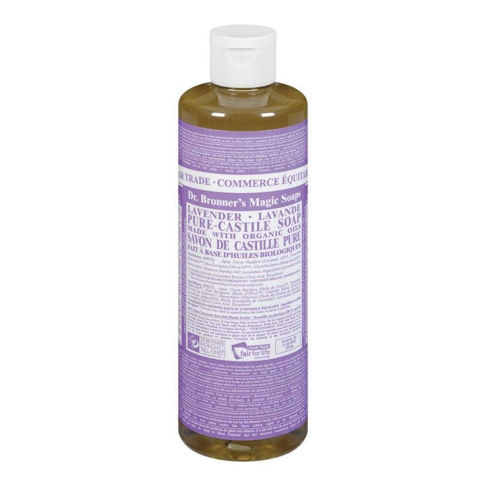 Lavender pure Castile liquid soap