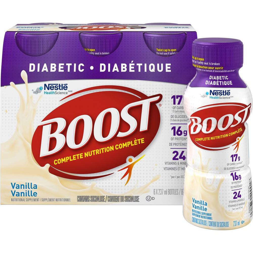 Diabetic Vanilla (Case)