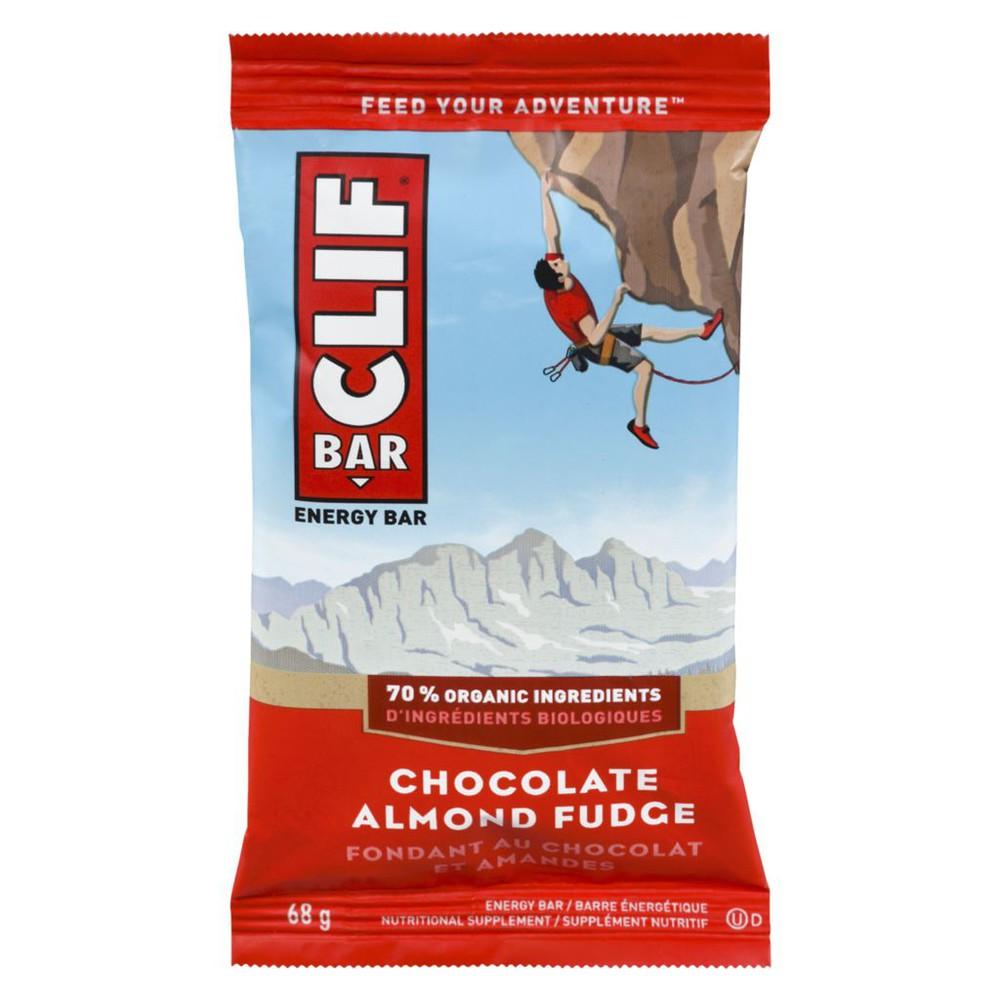 Energy Bar, Chocolate Almond Fudge