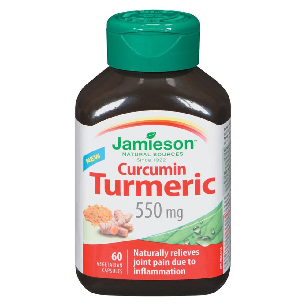 Turmeric 550 mg