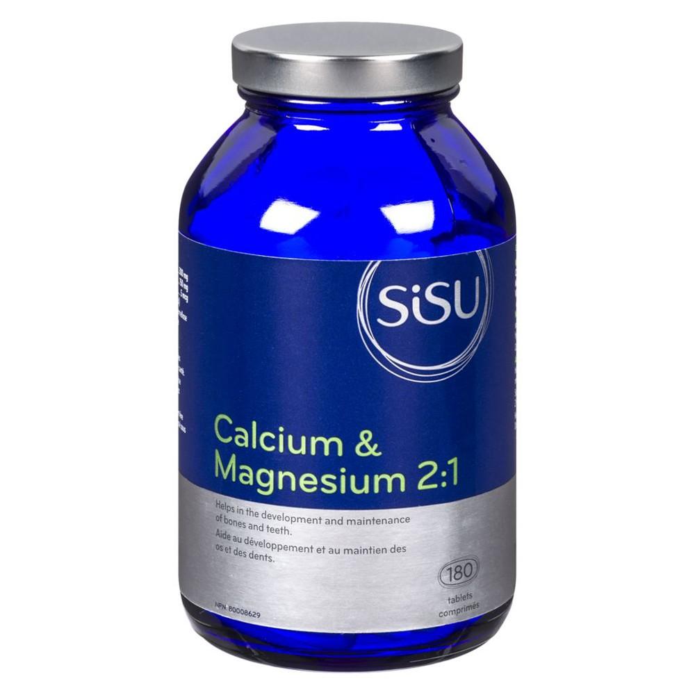 Calcium & magnesium 2:1 tablets