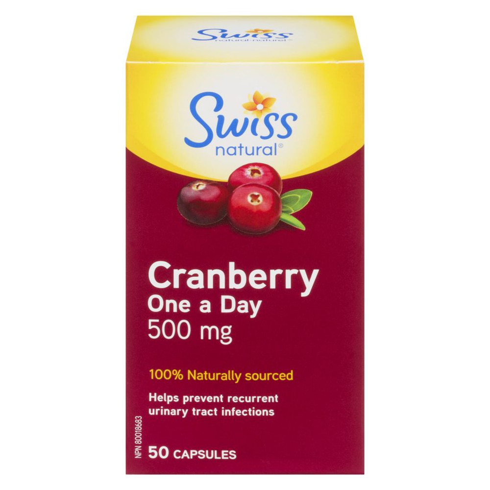 Cranberry One-A-Day