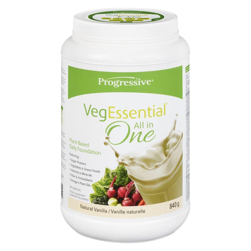 VegEssential all in one vanilla protein supplement 840 g
