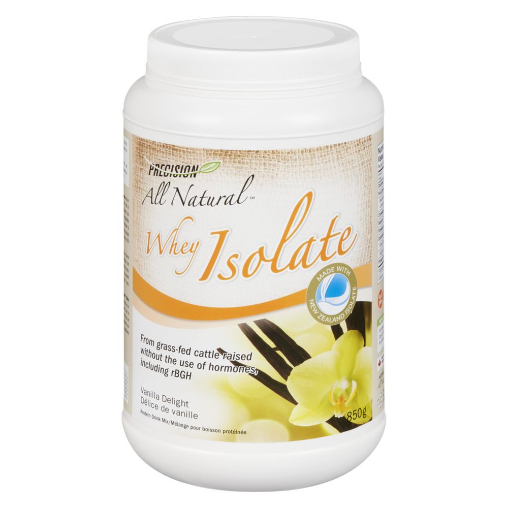 All Natural whey isolate protein vanilla 850 g