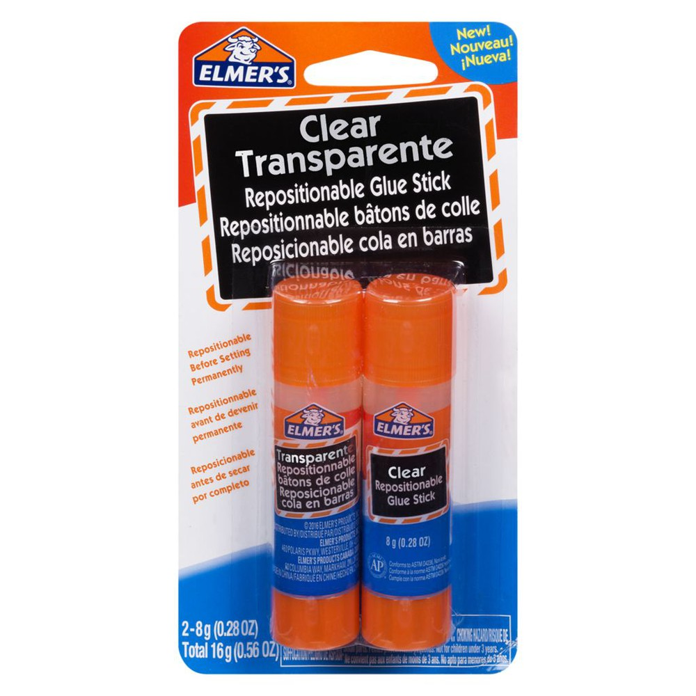 Clear Glue Sticks