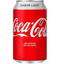 Bebida sabor light 330 ml