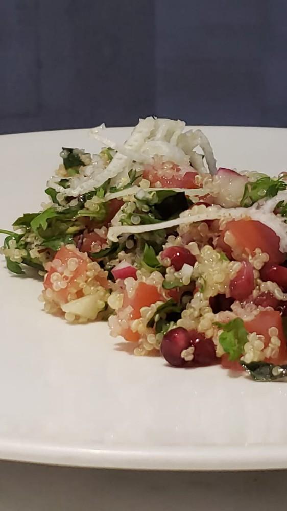 Tabbouhle de quinoa