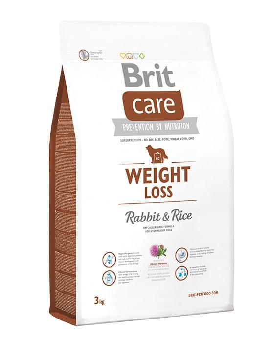 Alimento perro weight loss sabor conejo y arroz